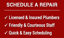Schedule a plumber service call - Broward, Miami, Palm Beach County